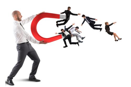 Inbound-Marketing ist ein Kundenmagnet
