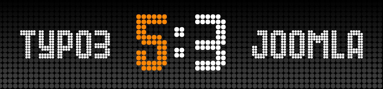 TYPO3 vs. Joomla: Anzeigentafel mit 5:3