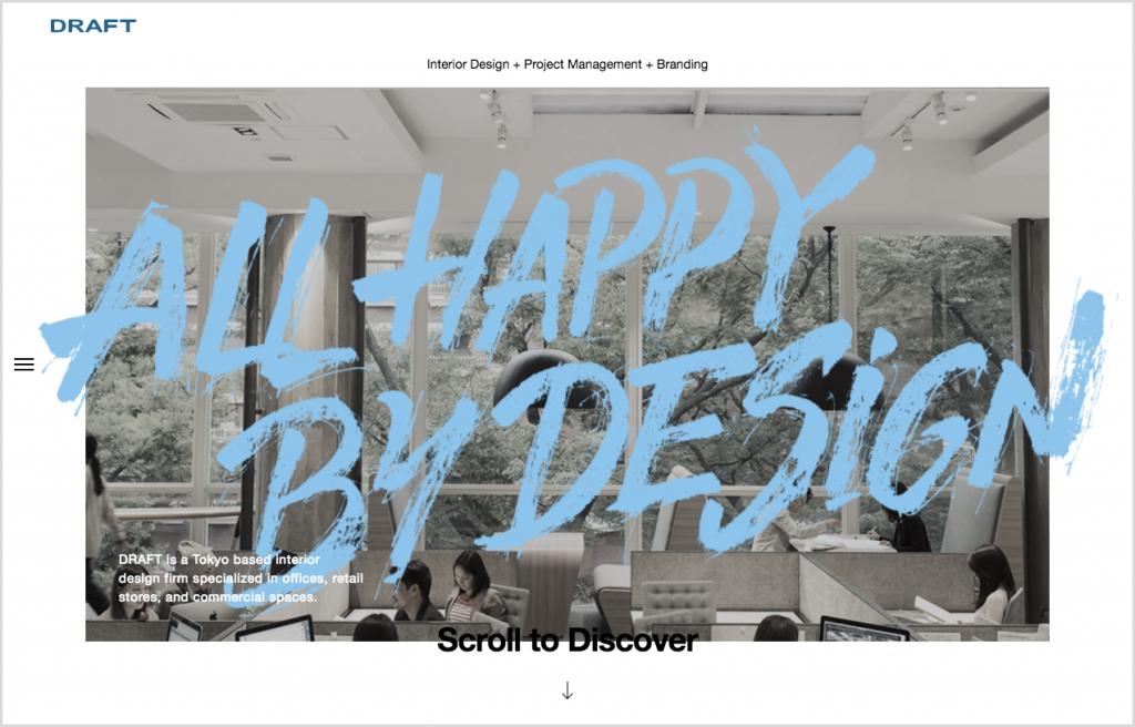 Draft - Typographie